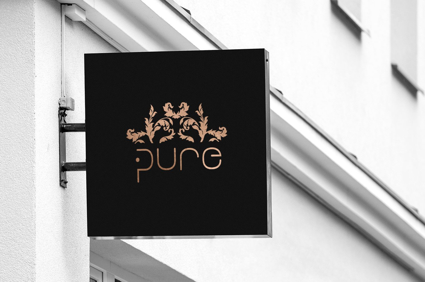 Ami-Mckay-Pure-Interior-Design-Signage-Rebrand-and-Launch