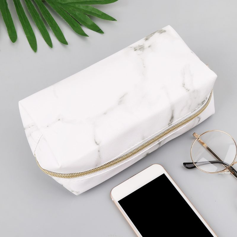 Oliver Spence Creative Large Marble Pencil Case