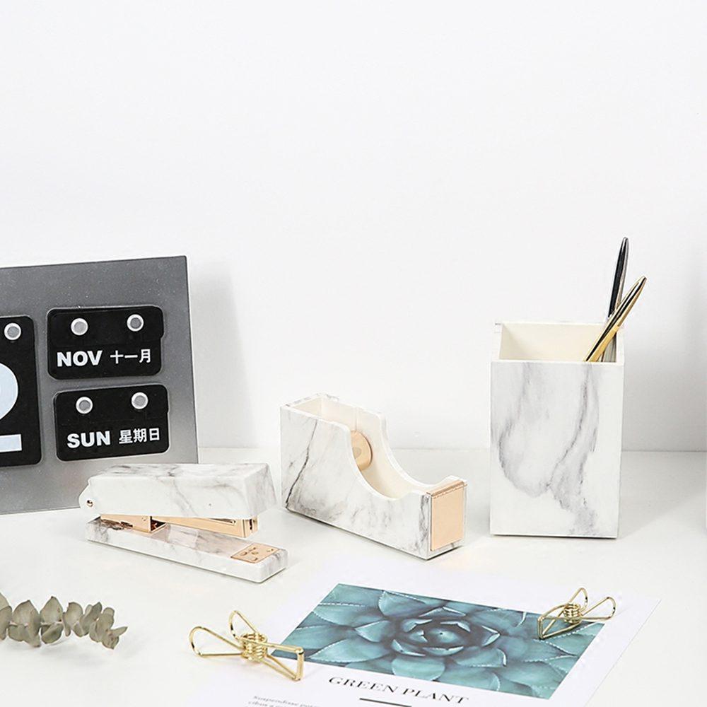 Oliver Spence Creative Marble Desk Set 2
