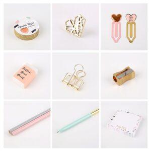 Oliver Spence Creative Pink Stationery Kit