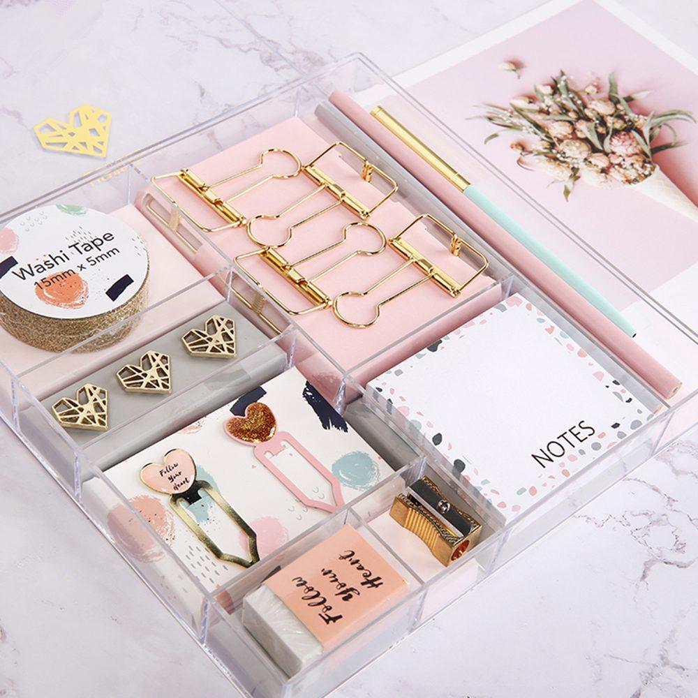 Oliver Spence Creative Pink Stationery Kit 4
