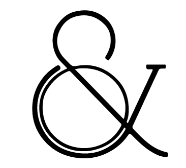 Oliver and Spence Creative Logo Black