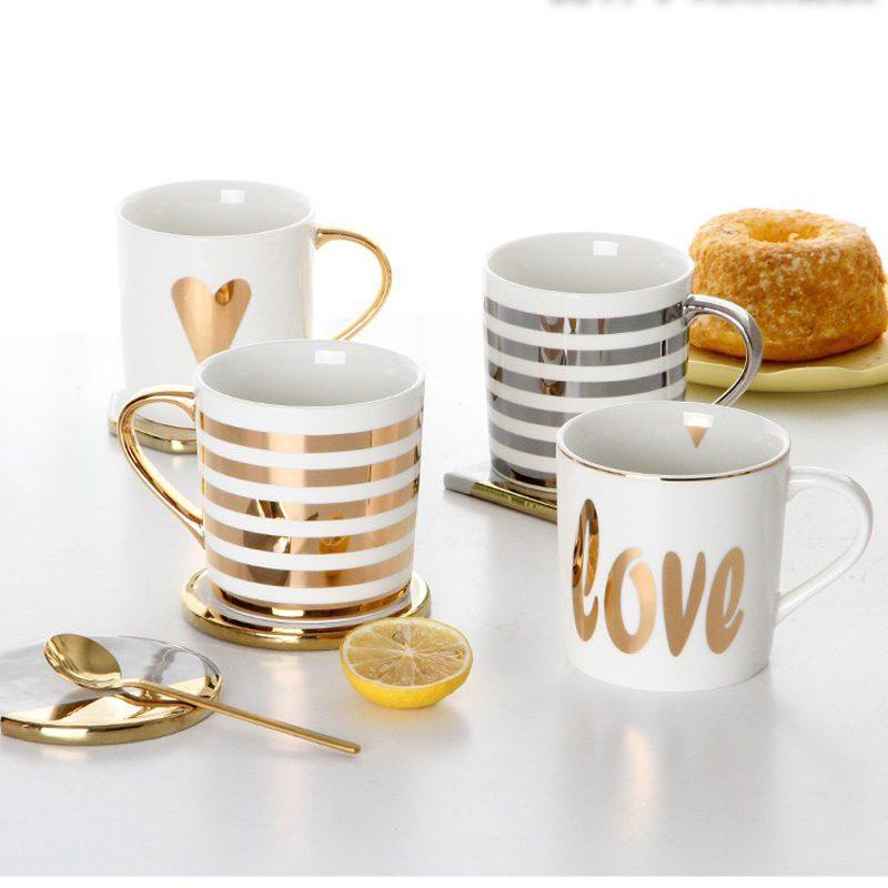 Fabulous Mug, Coaster and Pretty Spoon 8