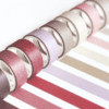 Oliver Spence Bullet Journal Washi Tape - Set 12 Colors