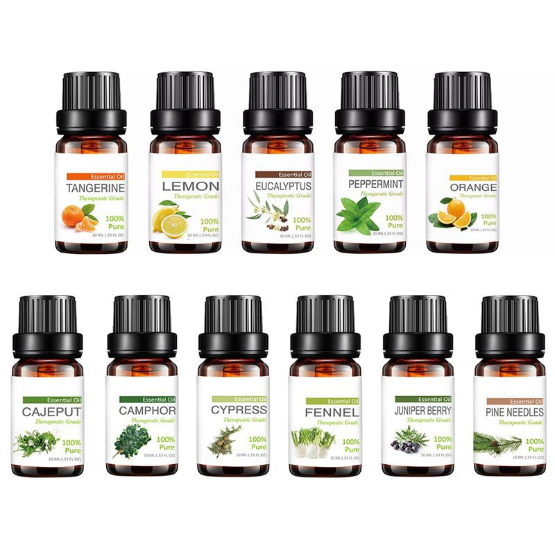 Oliver Spence Pure Essential Oils Organic Essential Oils For Aromatherapy Diffusers 2