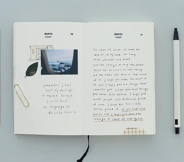 365 Day Bullet Journal