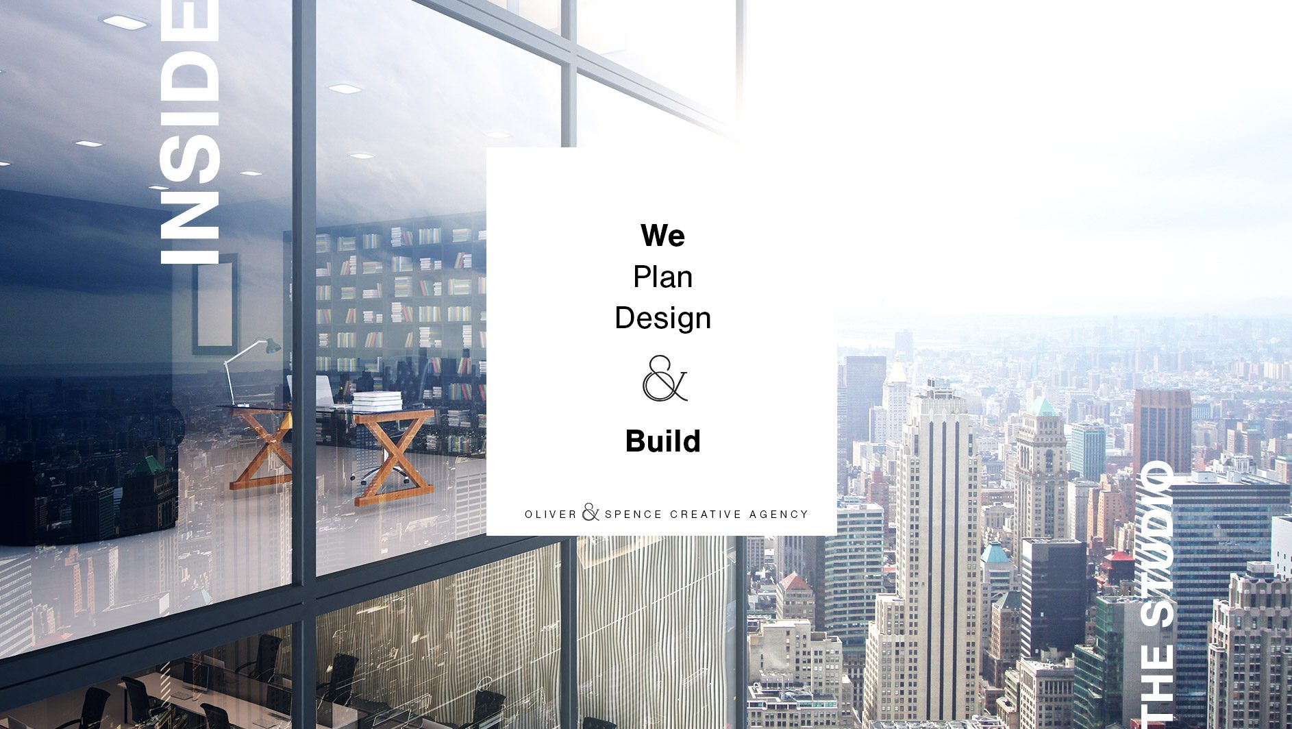 Oliver Spence Creative Design and Build