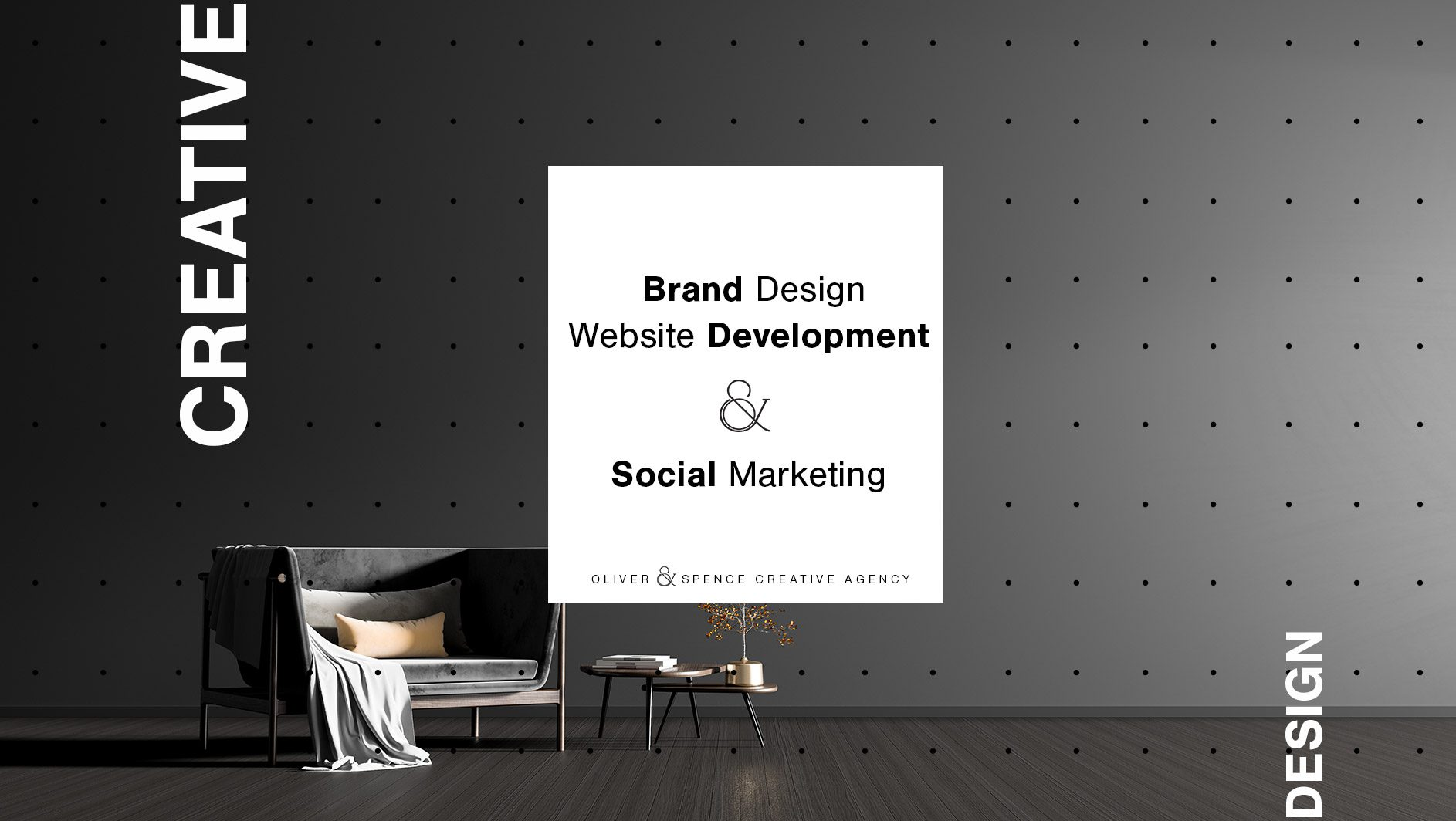 Oliver Spence Creative Website Design Development Social Marketing