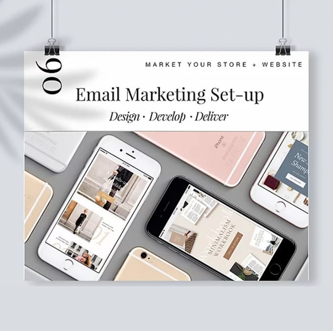 Add Email Marketing for Your Website