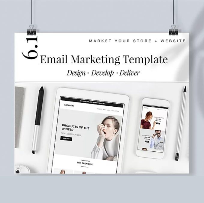 Add Email Template to Your Website