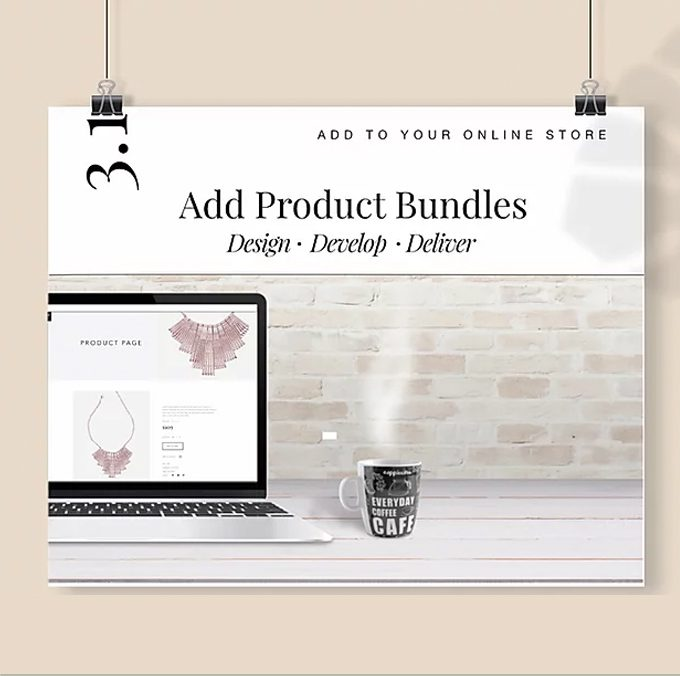 Add Products to Your Website