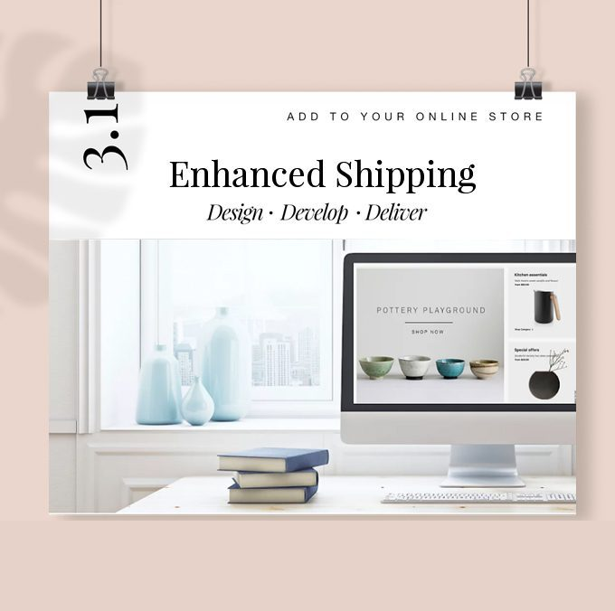 Add Enhance Shipping to Your Website