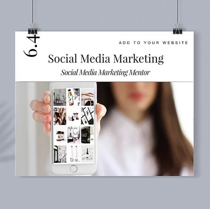 Add Social Media Marketing