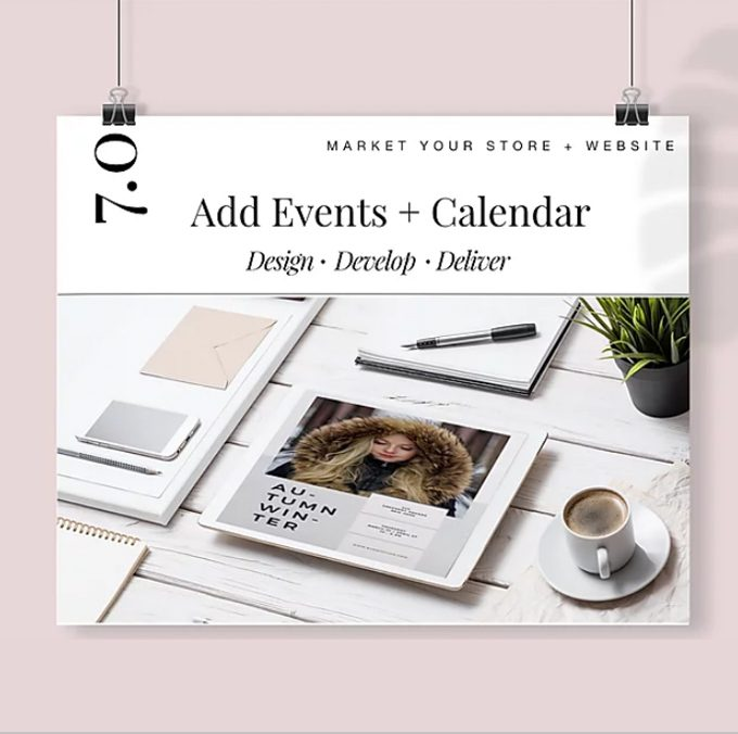 Add a Calendar to Your Website