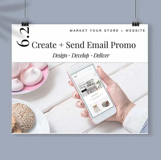 Create an Email Promotion